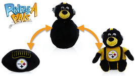 NFL Pittsburgh Steelers Football Plush Mascot Reversible Unisex Stuffed ... - $20.99