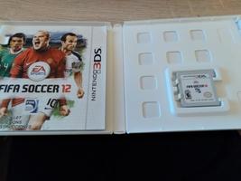 Nintendo 3DS FIFA Soccer 12 image 2