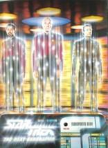 Star Trek Next Generation Talking Press Kit Portfolio 12 Photos 1990 EXC... - $58.04