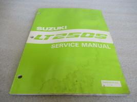 1992 Suzuki LT250S Service Manual P/N 99500-42101-01E - $13.06