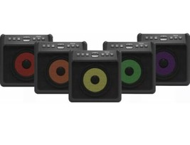 iHome iBT5880 Portable Bluetooth Speaker Color Changing Wireless Recharg... - $55.43