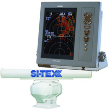 "SI-TEX Professional Dual Range Radar w/12kW 6' Open Array - 10.4"" Color TFT LCD  - $8,830.02"