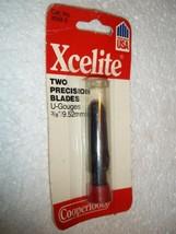 """6p Xcelite XNB-5 Cooper Tools Precision Blades U-GOUGES 3/8"""" Fits XN-300 Handles - $8.90"""