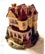 Liberty Falls Old West Town Americana Collection The Clark Mansion AH40 - $9.85