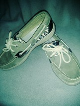 Sperry Top-Sider angelfish shoes loafers womens 6M CH73 E-13 - 9180191 P... - $16.91