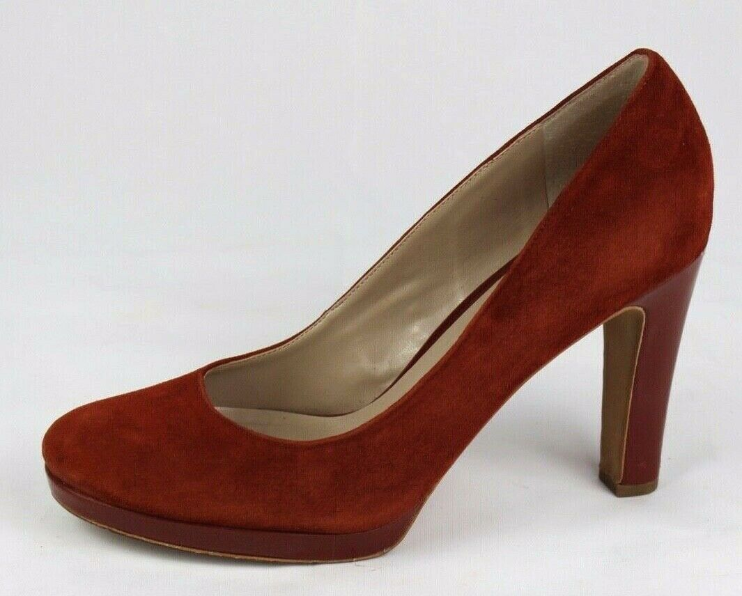 Primary image for Franco Sarto Balada women's shoes classic pump leather upper size 8M