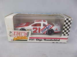 Revell Racing Collectibles 1991 #21 Citigo Ford Thunderbird Diecast NASCAR Car - $6.75