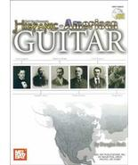 Hispanic-American Guitar Book/CD Set - $18.99