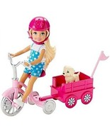 Barbie Chelsea & Pup Mobile Playset - $29.99