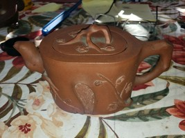 Chinese 20th century well shaped Light Clay Yixing Teapot China - 1940s - $127.40