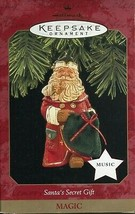1997 New in Box - Hallmark Keepsake Christmas Ornament - Santa's Secret ... - $7.91