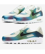 "Men's Nike Air Max 90 ""Bubble Pack"" Athletic Fashion Casual Sneaker CT50... - $119.97"