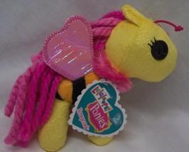 "Lalaloopsy Ponies Honeycomb Yellow Pony 6"" Plush Stuffed Doll Toy New - $18.32"