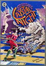 Crystal Night, Kitchen Sink 1980 vintage Underground Comix - $7.98