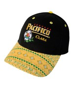 Pacifico Patterned Bill Cap Black - $24.98
