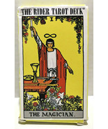 1971 The Rider Tarot Deck The Waite Tarot WR78 Sealed Deck - $79.99