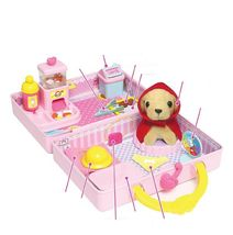 Sarah's Cute Puppy Pet Dog Cookie Caring Roleplay Bag Dollhouse Toy Playset image 5