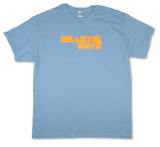 Beastie Boys-Orange Logo -  Blue T-shirt - $23.99