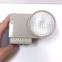 Polaroid Wink-Light model 250 vtg + flasher no. 256 VTG vintage for Pola... - $9.89
