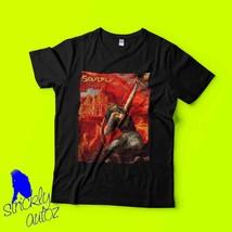 Soulfly Ritual Men Unisex T Shirt Tee Gildan S M L XL 2XL - $19.90