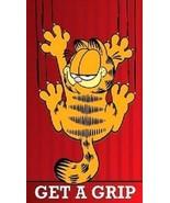 """Garfield """"Get A Grip"""" Magnet - $7.99"""