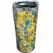 The Simpsons Cast 20 Oz. Stainless Tervis® Tumbler Yellow - $34.98