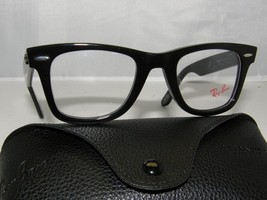 New Hot Authentic Ray Ban Eyeglasses RX 5121 2000 RX5121 50-22-150 - $102.92