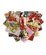 East Majik 12.8x12.8 cm Japanese Style Folding Origami Papers for Kids &... - £19.24 GBP