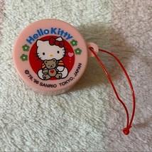 Vintage Sanrio Hello Kitty Coin Case 1976 1996 Tokyo Japan - $19.99