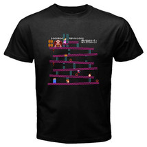 Best New DONKEY KONG Classic 80s 90s Video Games Men's T-Shirt Size S-5XL - £13.42 GBP+