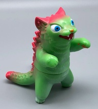 Max Toy Green and Red Negora image 2