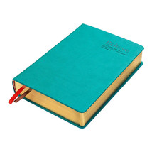 A5 Classic Leather Journal Blank Page Paper Diary Writing Notebook 600 P... - $43.76