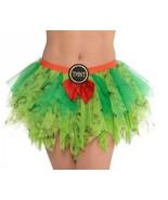Women's Teenage Mutant Ninja Turtles Costume Tutu Skirt Rafael Red One S... - $14.65