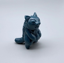 Max Toy Dark Gray-Blue Micro Negora image 2