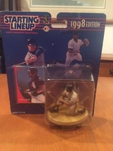 Albert Belle Chicago White Sox MLB Starting Lineup Action Figure NIB Kenner - $11.87