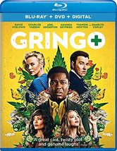 Gringo [Blu-ray+DVD+Digital, 2018]