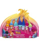 DreamWorks 2016 Trolls Movie Collection Pack Dolls Collectors Edition 8 Dolls - $26.73