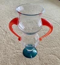 Kosta Boda Kjell Engman Swedish Art Glass Vase  - $150.00