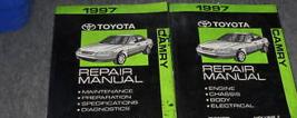 1997 Toyota Camry Servizio Riparazione Officina Negozio Manuale Set OEM ... - $188.09