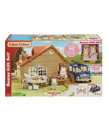Calico Critters Lakeside Lodge Gift Set BRAND NEW - $113.98