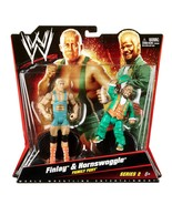 WWE Finlay and Hornswoggle Figures  vhtf new - $150.99