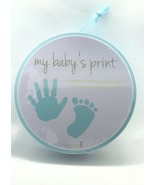 My Babys Print ,create A Lasting Keepsake Of Your Babys Hand And Foot - $8.59