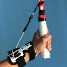 Professional Tennis Trainer Practice Serve Ball Machine Correct Wrist Po... - $62.88