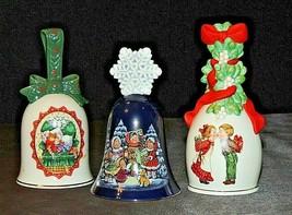 Bells by Avon (3) AA20-7308 Vintage - $89.95