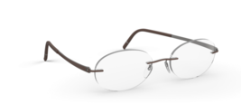 Authentic Silhouette MOMENTUM Eyeglasses SIL 5529 6060 made in Austria MMM - $207.96