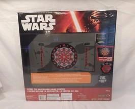 STAR WARS STEEL TIP DARTBOARD GAME NEW !!! - $17.02