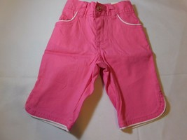 The Children's Place Baby Girl's Pants Bottoms Size 18 Months Pink White NWT - $30.08