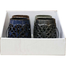 Southern Patio Assorted Lantern Tray Pack 8 Inch/4pk - $99.40