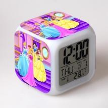 Snow White #05 Led Alarm Clock Figures LED Alarm Clock - $25.00