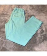 Boys Size 10 The Children's Place Light Aqua Pastel Blue Dress Pants Eas... - $14.00